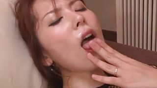 Strong threesome sex scenes for hot Asian More at javhd.net